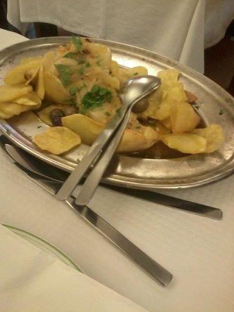 Joao do Grao: Bacalhau com batatas
