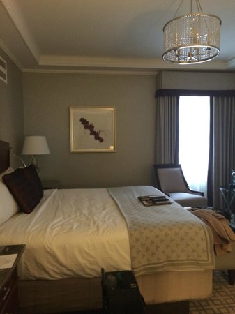 Fairmont Copley Plaza, Boston: Room