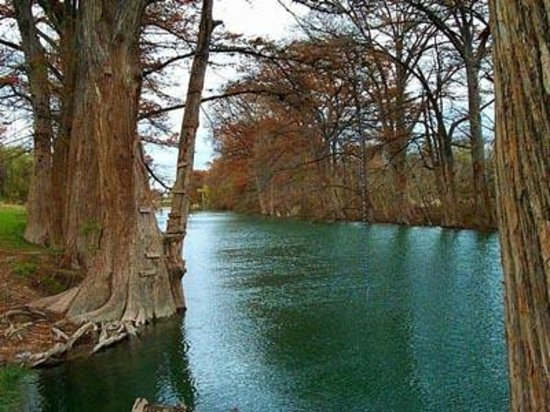 Roddy Tree Ranch : River front out in Hunt, Texas