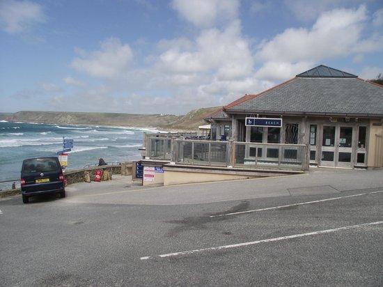 The Beach Restaurant: Beach Restaurant - Sennen Cove