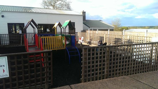 The Orchards Holiday Caravan and Camping Park: the park my son would not leave rain or shine felt he was very safe not going to hurt himself if