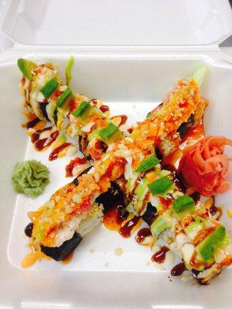 Ishikawa: TripleX and Crunches Dragon