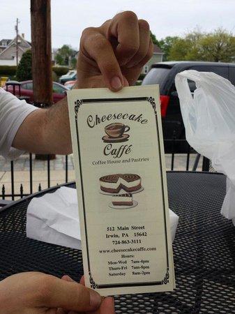 Cheesecake Caffe