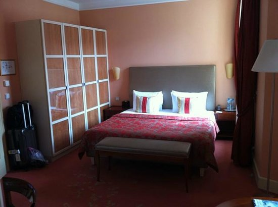 Aria Hotel Prague by Library Hotel Collection: My room, 408 (Standard Deluxe)