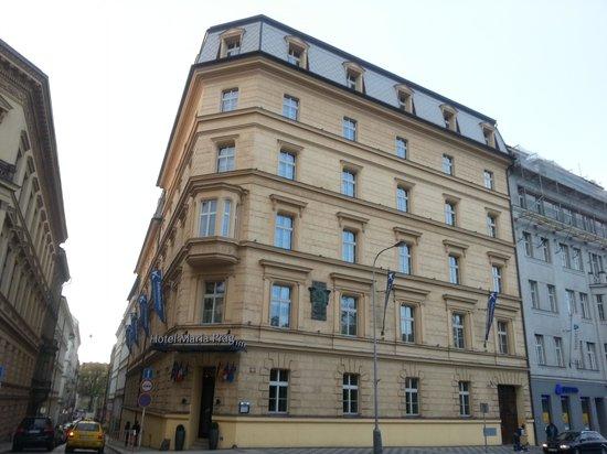 Falkensteiner Hotel Maria Prag : Hotel overview