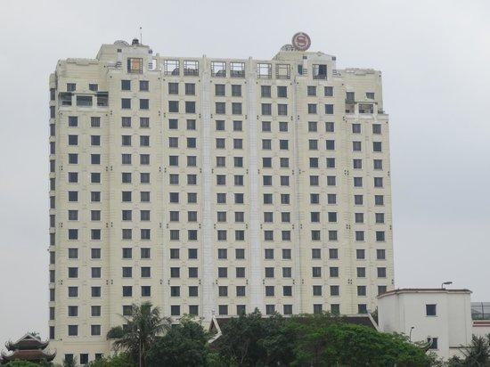 Sheraton Hanoi Hotel: 全景