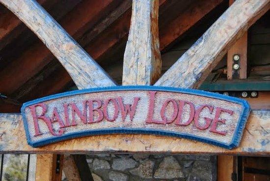 Rainbow Lodge: Welcome