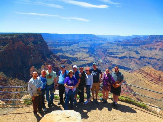 Holiday Inn Express Flagstaff: Grand canyon visit