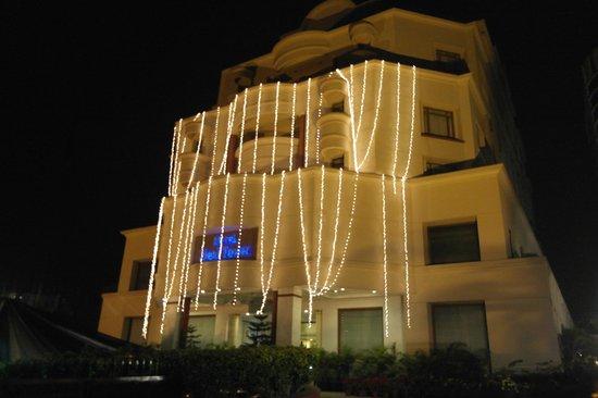 Hotel Ideal Tower: hotelversiering