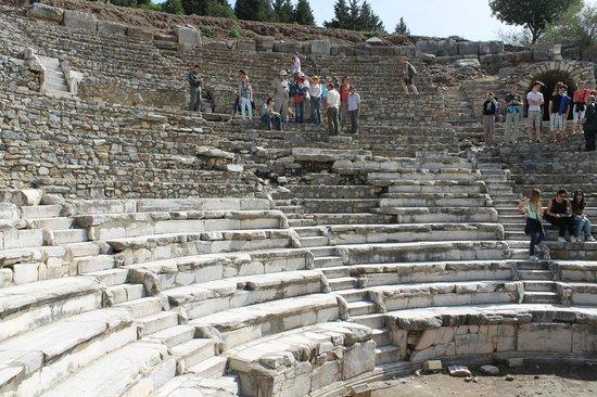 No Frills Ephesus Tours: The Odeon