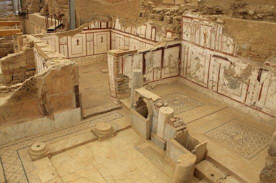 No Frills Ephesus Tours: Terrace house
