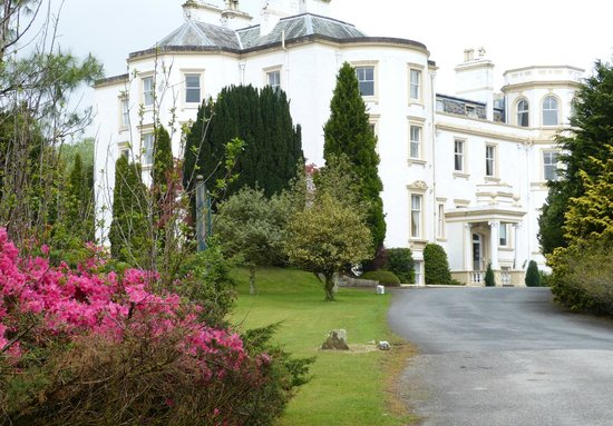 Kirroughtree House Hotel: Kirroughtree House