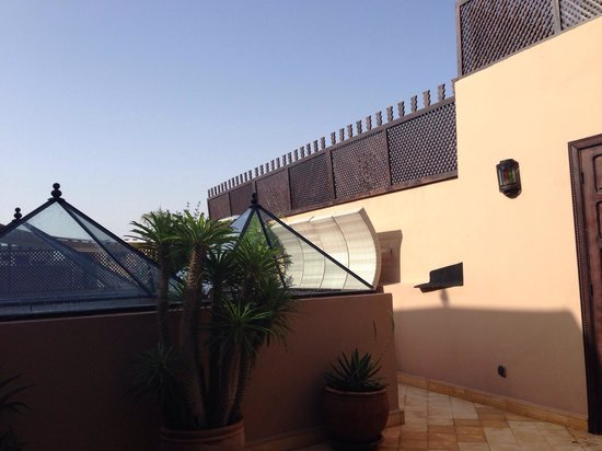 """Riad L'Empire : """"Terrasse2"""""""