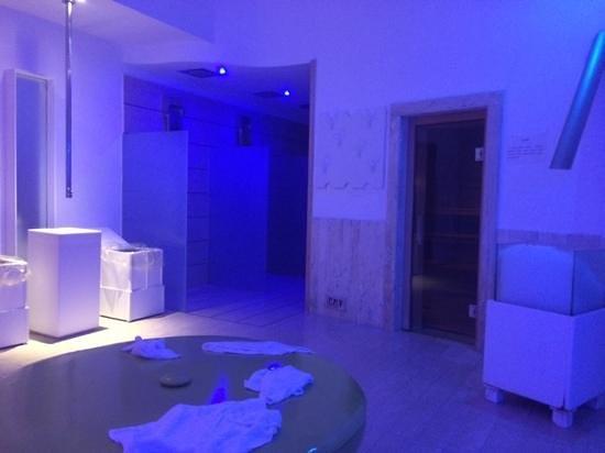 Sunshine Club Hotel Centro Benessere: saune
