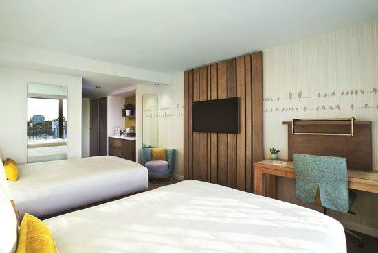 Nobu Hotel, Epiphany Palo Alto: Guest Room