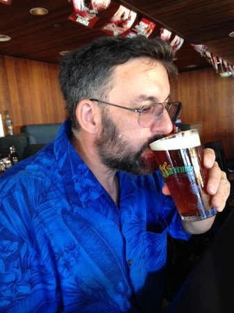 JJ's Broiler: Mmmmm...beer