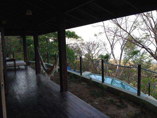 Gumbo Limbo Villas: vista de la suite