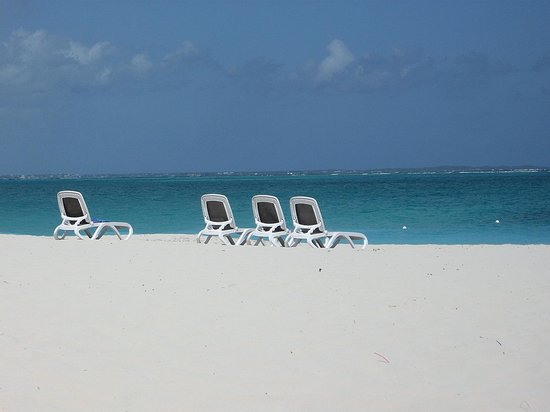Club Med Turkoise, Turks & Caicos : Excellent Beach
