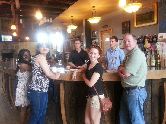 Barrel Oak Winery: Great atmosphere