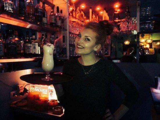 Tiffany's Steakhouse: Cocktailbar