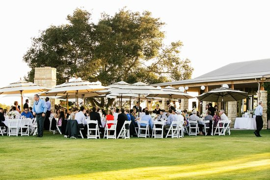 Goleta, Californië: Outdoor reception