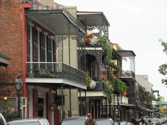French Architecture Picture Of French Quarter New Orleans TripAdvisor