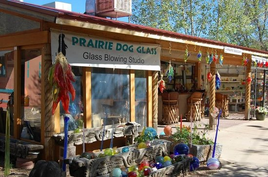Prairie Dog Glass