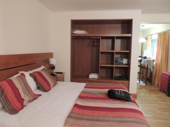 Costa Serena: habitacion