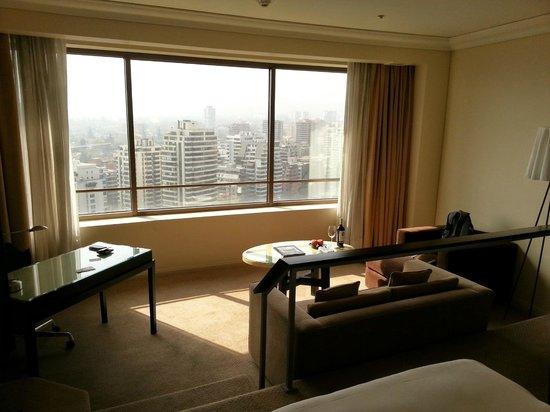 Hotel Santiago: Big Spacious Room