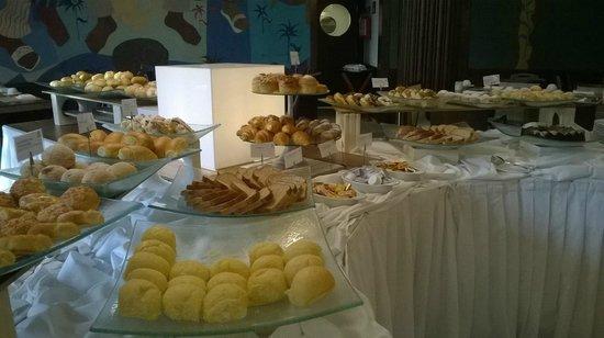 Sheraton da Bahia - Hotel Salvador: café da manhã