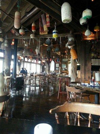 Landfall Restaurant : Dinning Room