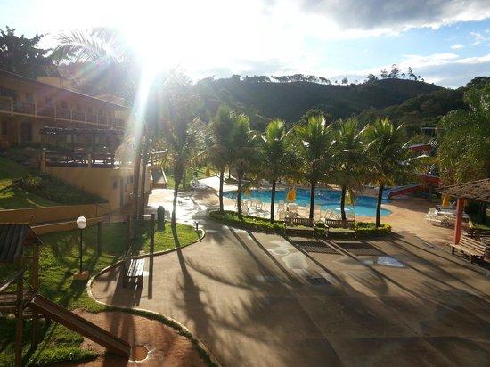 Hotel Fazenda Saint Nicolas : Vista do Restaurante