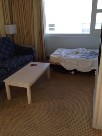 BEST WESTERN Atlantic Beach Resort: La suite!!!