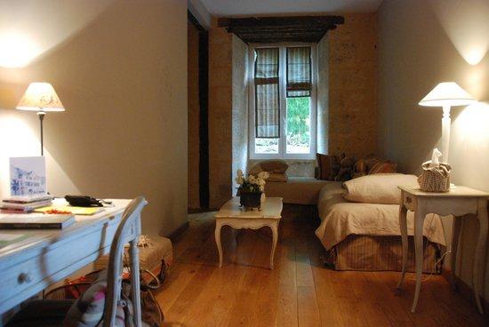 Hostellerie l'Imaginaire : Suite Saint Sour
