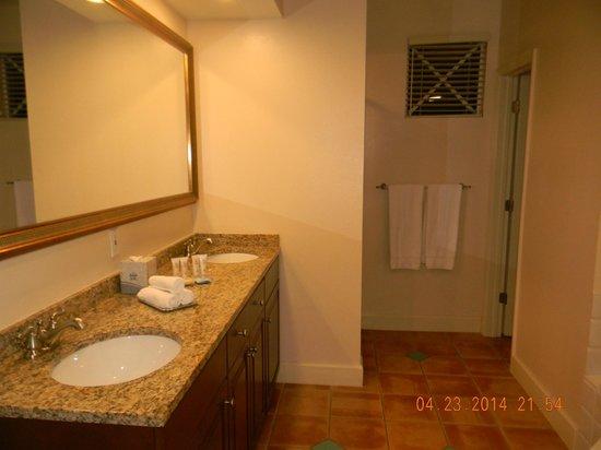 Grande Villas Resort: Baño