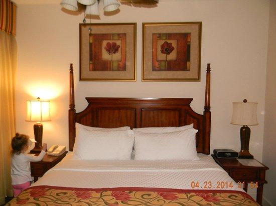 Grande Villas Resort: Cama