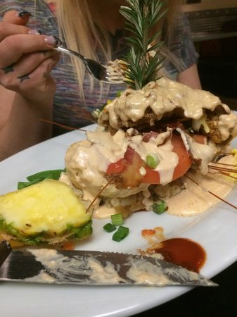 Hash House a Go Go: Andy's Sage Fried Chicken