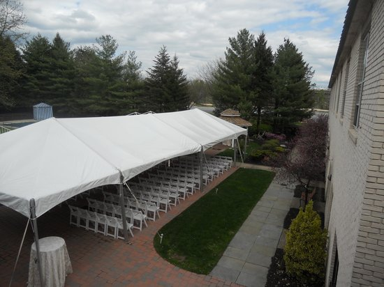 Park Inn by Radisson Harrisburg West: outdoor venue