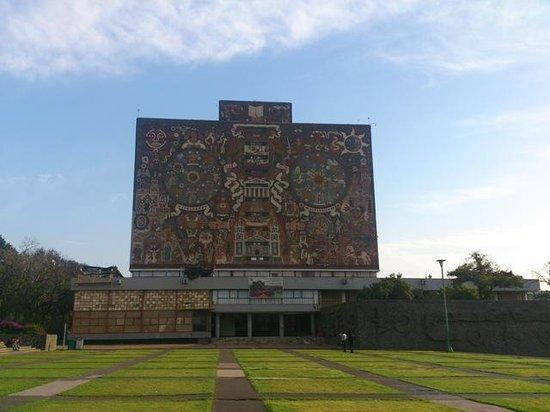 Ciudad Universitaria: 歴史