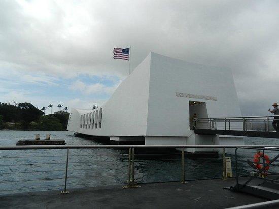 Pearl Harbor : U.S.S. Arizona Memorial