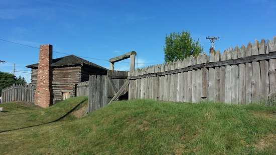 Fort Recovery State Museum: fort