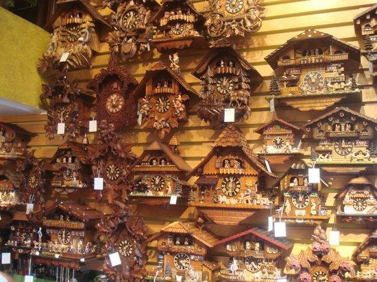 49193e232c9 Maravilhosos relógios cucos - Foto de Kukos Importadora