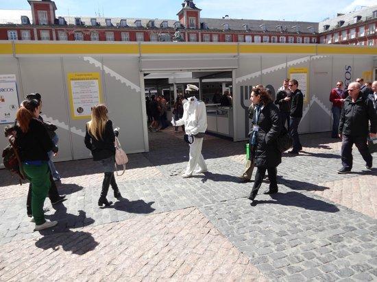 чудеса на Plaza Mayor