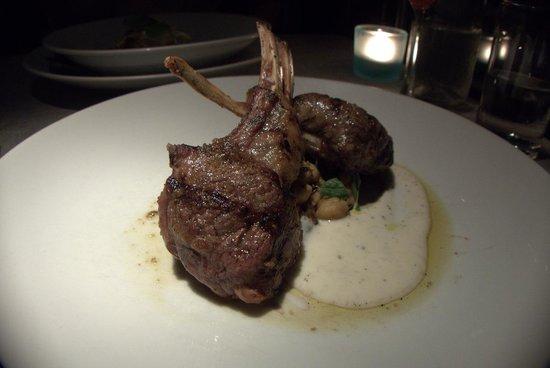Eat Me Restaurant: Lamb Rack