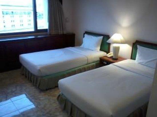 Europa Inn: Room
