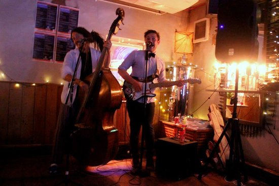 Black Lion: One of our great live music acts