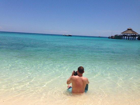 Shangri-La's Boracay Resort & Spa : beach1 <nofilter>