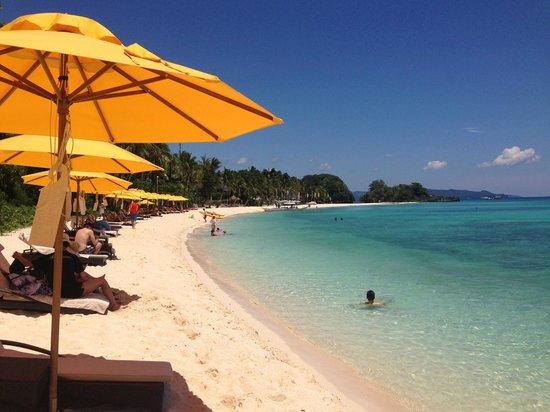 Shangri-La's Boracay Resort & Spa : aquablue