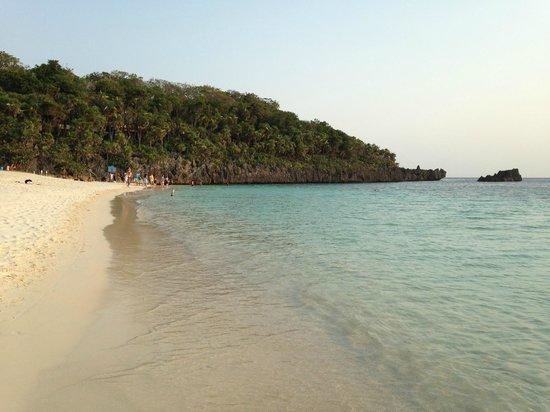 Grand Roatan Caribbean Resort: Beautiful beach!