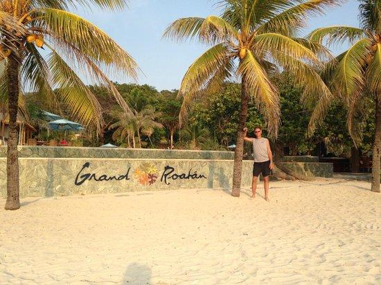Grand Roatan Caribbean Resort: Grand Roatan!
